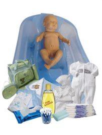 kit cuidados del bebé