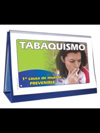 rotafolio de tabaquismo