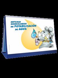 rotafolio potabilización de agua