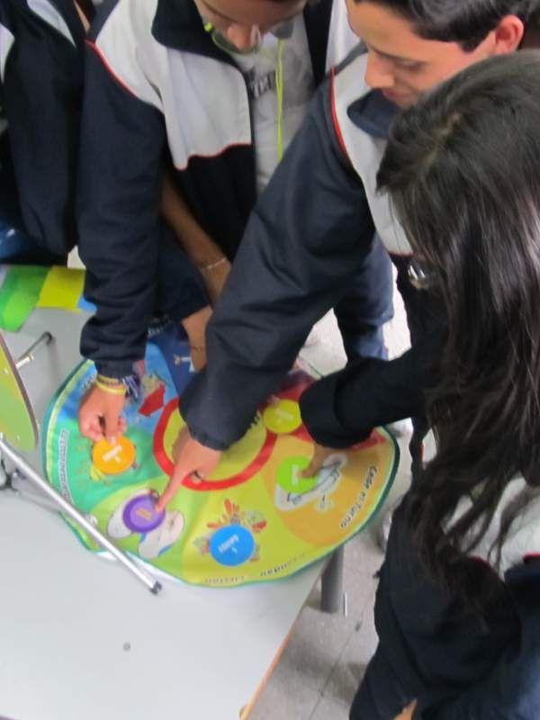 Juego Ruleta Salud Sexual Y Prevencion De Embarazo En Adolescentes