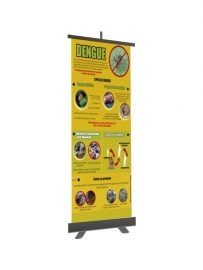 Lamina o Banner Educativo sobre Dengue