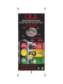 Lamina o Banner Educativo sobre IRA