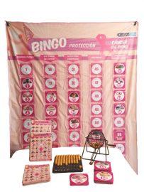 Juego Bingo Cáncer de Seno