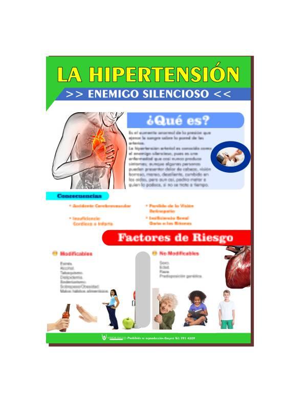 Retablos x 2 sobre Hipertensión - Vision Salud S.A.S.